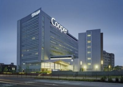 <span class='hname'>Cooper University Hospital</span><span class='pname'>OR New Construction</span>